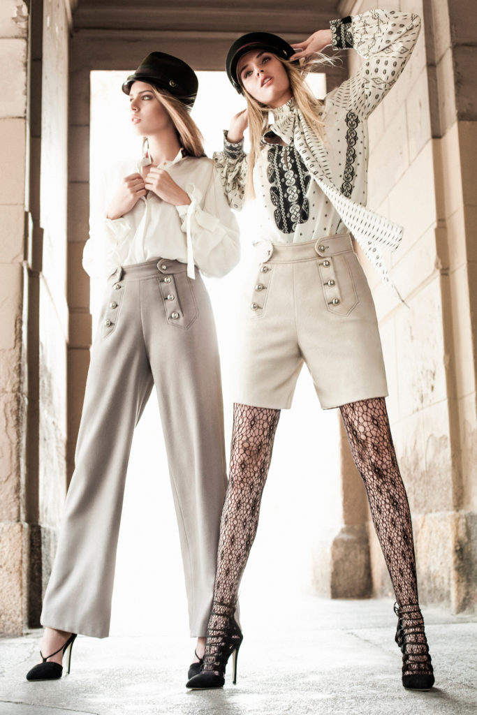 Brigitte Shorts, Brigitte Pants